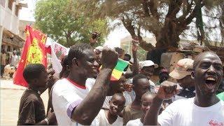 Chez Eumeu Séne: Les suporters jubilent dêja la victoire