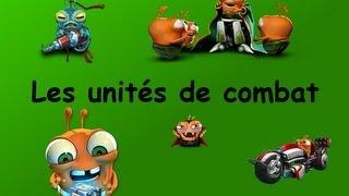 Galaxy Life : Les Unites de combat !