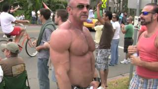 Big Muscle Daddies in Hollywood