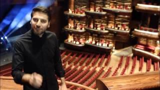 Sami Yusuf at Dubai Opera Video