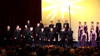 Sven-David Sandström: Let him kiss me - Sofia Vocalensemble, Stockholm, Sweden: Dir.: Bengt Ollén