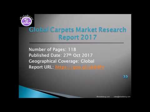 The Carpets Market In-Depth Investigation Forecast & Environmental Analysis
