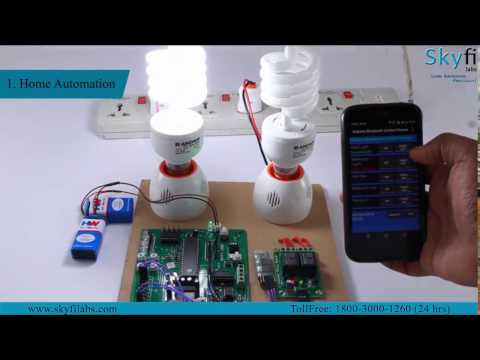 4 Smart Energy Electrical (EEE) Projects with tutorials - Skyfi Labs