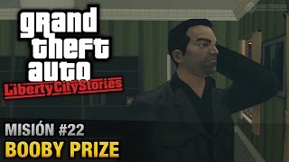 GTA Liberty City Stories - Misión #22 - Booby Prize (Español / Sin Comentario - PCSX2)