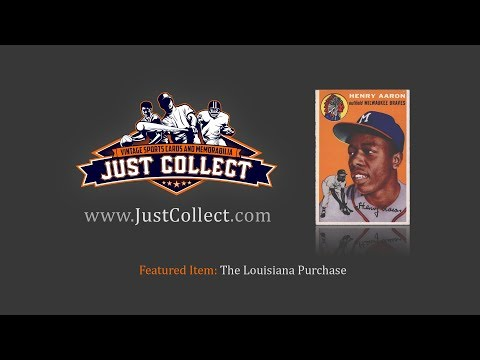 Louisiana Purchase - 1954 And 1955 Huge Collection