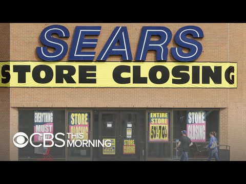 "Former Sears exec says retailer has been on ""death spiral"" for decade"