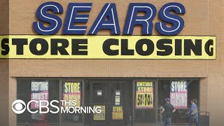 Former Sears exec says retailer has been on