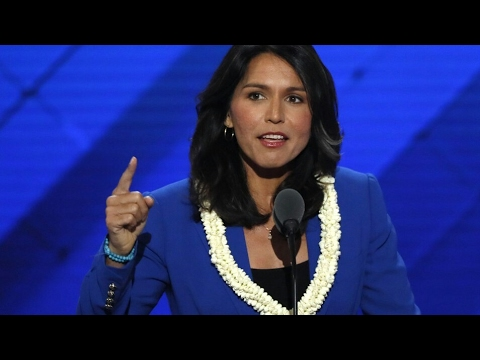 Tulsi Gabbard Refuses Bribes & An Acknowledgement of  Sanders