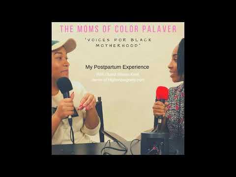Shavoi Kent on Postpartum Depression