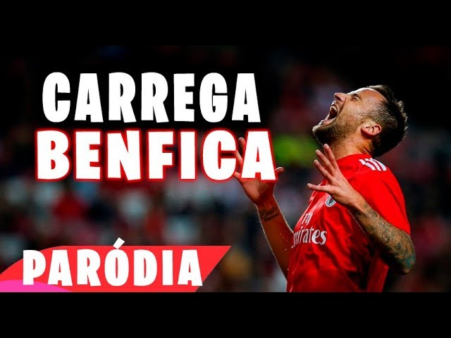 ♫ CARREGA BENFICA | VERSÃO EPOCA 2019/20 | Pedro Capó, Farruko - Calma