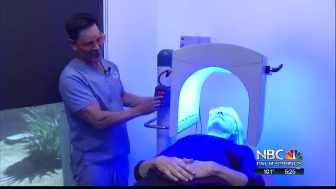 Blu U Blue Light Photodynamic Therapy Effective