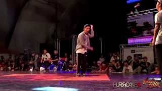 LOCKING STUDENT SIDE 7 to Smoke | 2014 FUNKZILLA GAME WORLD FINAL