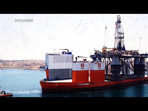 How Do You Move an Oil Rig? With This Enormous $200M Ship