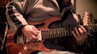 Fred Brum - Mayones / Seymour Duncan competition #MayonesDuncan