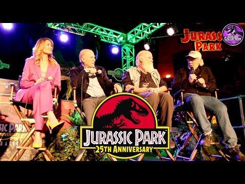 Celebrity Panel with Laura Dern! | SATURDAY | Jurassic Park 25th Anniversary Celebration |