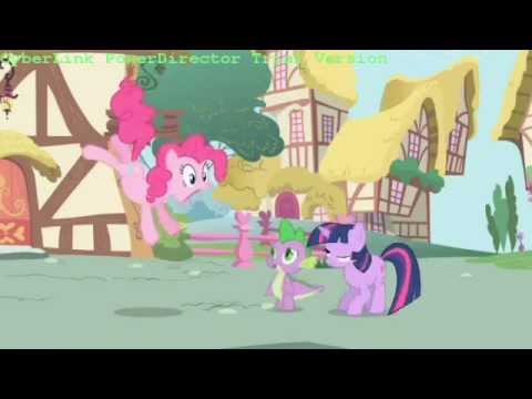 MLP: Pinkie Pie breaking Physics - Season 1 & 2