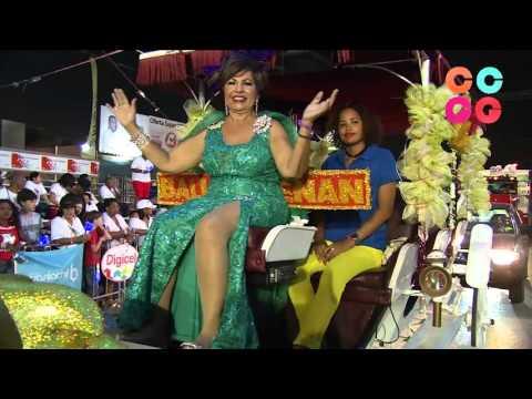 CCGG2016 - Curacao Farewell Parade in Italian