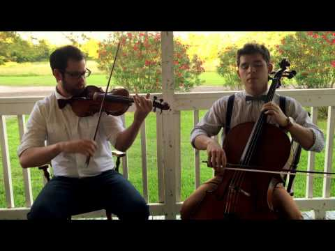All of Me - John Legend (Violin-Cello Cover)
