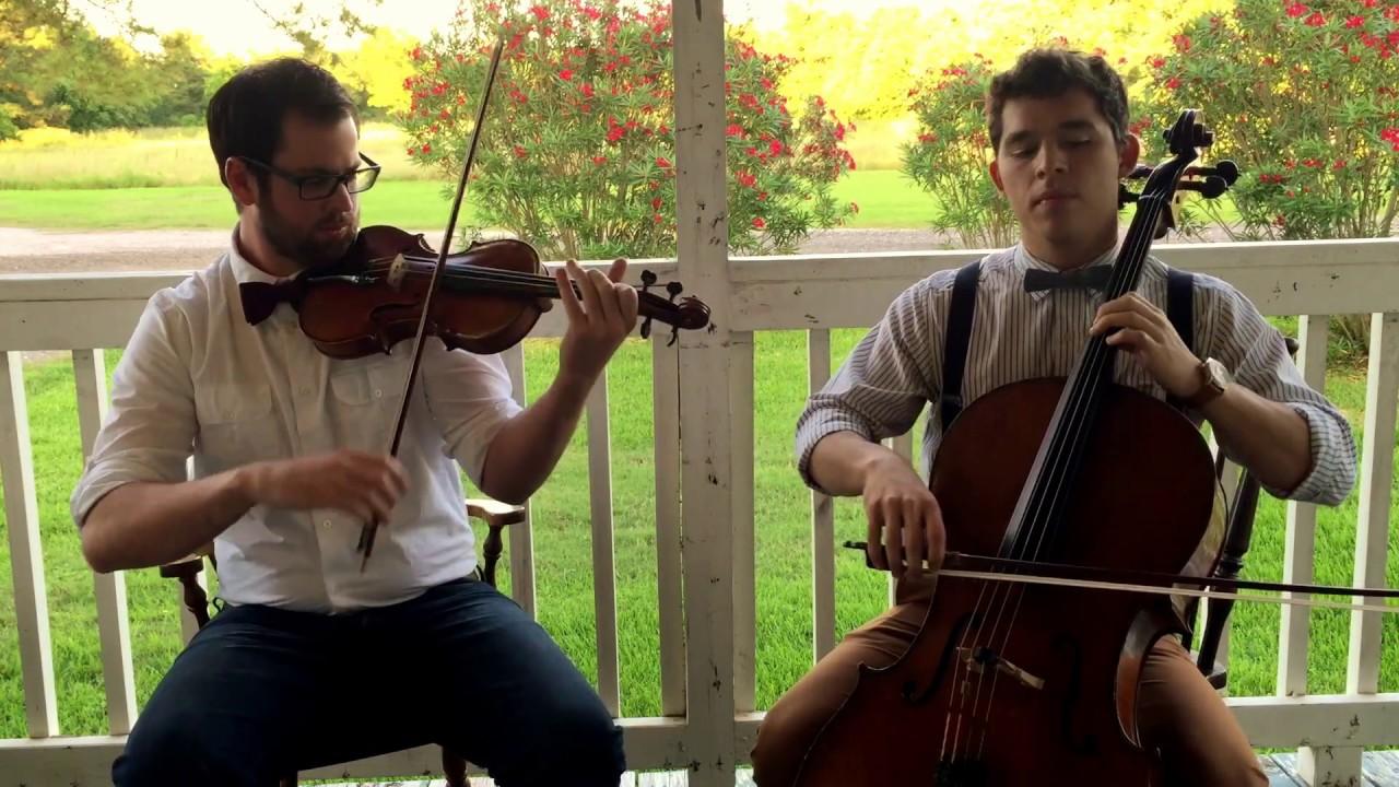 All Of Me John Legend Violin Cello Cover Youtube