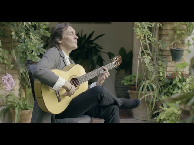 Vicente Amigo promociona Córdoba con un vídeo