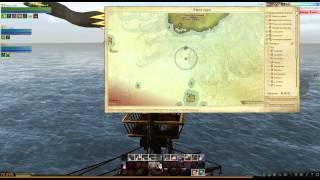 Archeage - Galleon Vs. Kraken