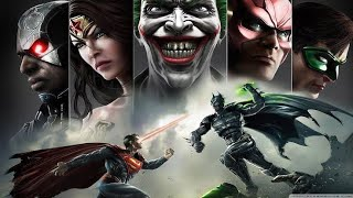 Injustice Gods Among Us Gameplay Tamil Commentary