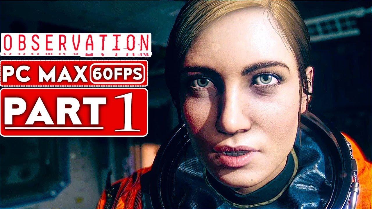 BEOBACHTUNG Lösungsweg zum Gameplay Teil 1 [1080p HD 60FPS PC MAX EINSTELLUNGEN] - Kein Kommentar + video
