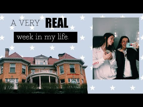 a very REAL week in my life at SYRACUSE UNIVERSITY