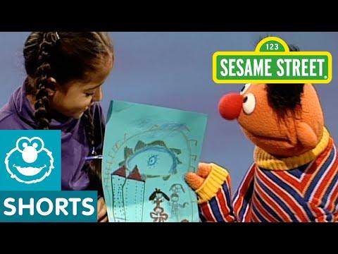 Sesame Street: Ernie's Show And Tell