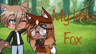 My little fox | gacha life sad | mini movie | 1k sub special |