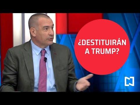 ¿Es posible destituir a Donald Trump? - Es la Hora de Opinar