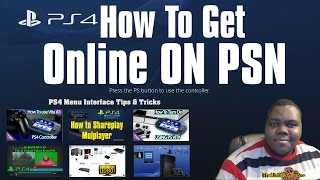 How To Get On PS4 PlayStation Network Update After PSN OUTAGE MTU Settings
