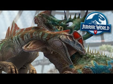 THORDOR WIPE OUT!!! - Jurassic World Alive | Ep43 ( Jurassic GO )
