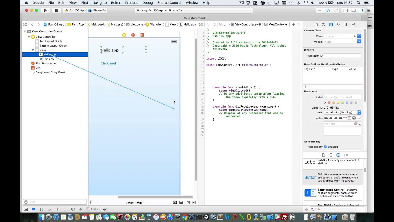 Xcode - portablecontacts net