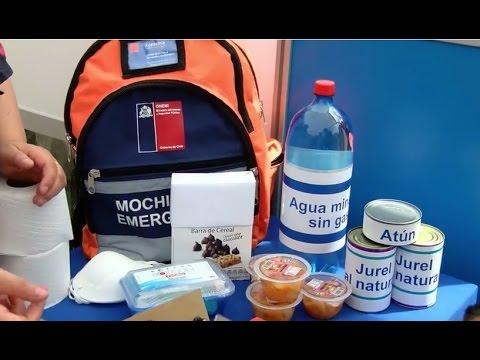 ¿Qué hacer frente a una catástrofe? La importancia del kit de emergencia