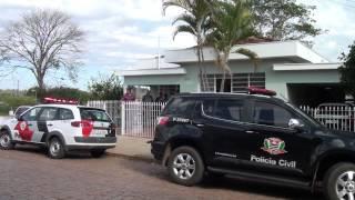 Operação policial apreende armas e drogas em Itobi