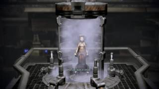 Mass Effect 2 - Getting Jack out of Cryo (Hidden Dialogue)
