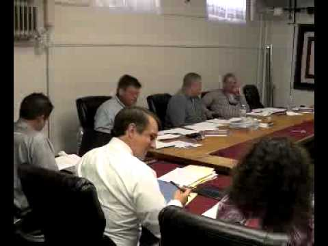 Ticonderoga Town Board Meeting  5-9-14