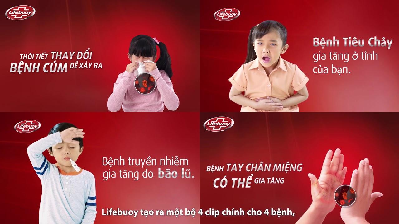 """Chiến dịch """"cảnh báo trước dịch bệnh"""" của Lifebuoy giành loạt giải thưởng  quan trọng về marketing"""