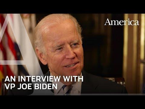 America Media interviews Vice President Biden: The Full Interview