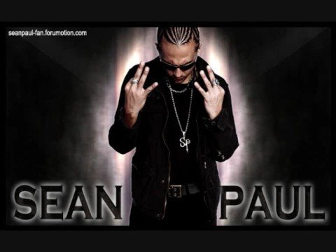 The best of Sean Paul-We be burnin