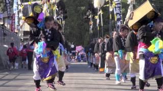 竜ヶ岳町 高戸神社秋期大祭2014