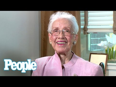 NASA Mathematician Katherine Johnson Makes People's List of 25 Women Changing the World | People