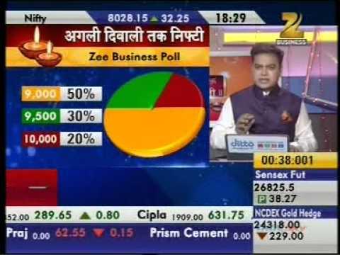 BSE Mahurat Trading Zee Business Part 3