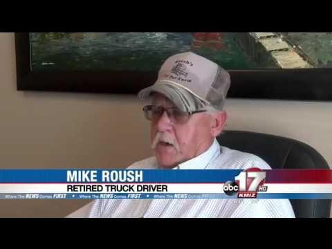 Truck driver pensions could soon drop to 50 percent