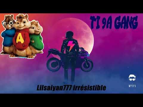 Lilsaiyan777 irrésistible Chipmunks