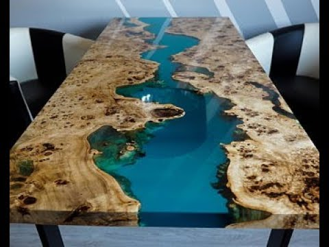 epoxy resin table ideas -DIY- TOP AMAZING [PART 4]