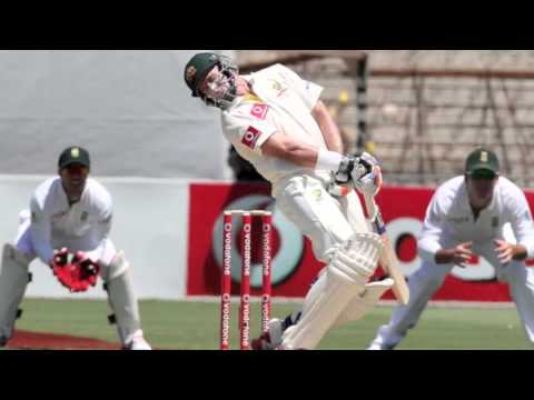 Review of the 2nd Test between SA and Australia