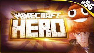 ZABÓJCZE ŁÓŻKO! - Minecraft HERO (Odcinek 56)