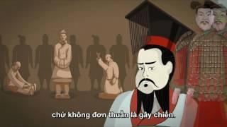 Đội quân đất nung trong lăng mộ Tần Thủy Hoàng | Trung Notes